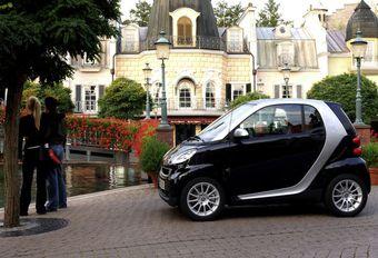 De tien meest gestolen auto's in Frankrijk #1