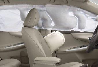 Toyota : vaste rappel pour les airbags #1