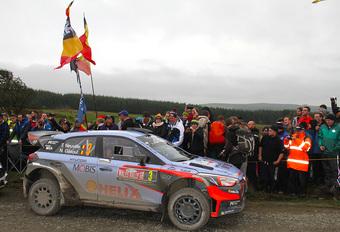 AutoWereld naar de Rally van Wales (3): Thierry Neuville bijna vice-wereldkampioen! #1