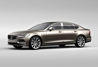 Volvo S90 : production en Chine et modèle Excellence #1