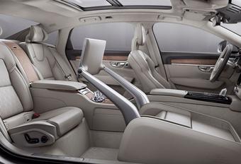 Volvo : design intérieur depuis Shanghai #1