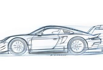 Porsche 911 RSR : le design #1