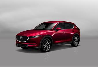 Mazda toont nieuwe CX-5 #1