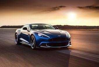 Aston Martin Vanquish S : 27 chevaux en plus #1