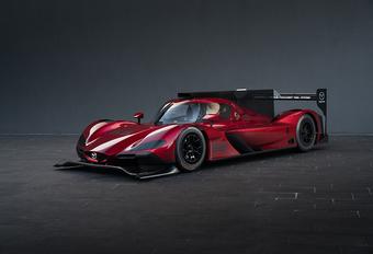 Dromen van Le Mans met Mazda RT24-P? #1