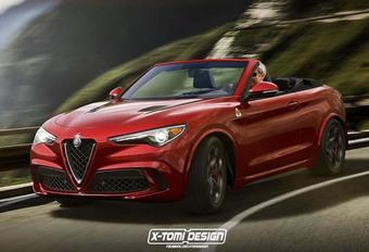 Alfa Romeo Stelvio: ook als cabriolet? #1