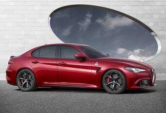 Alfa Romeo : la Giulia donnera sa plateforme à d'autres marques #1