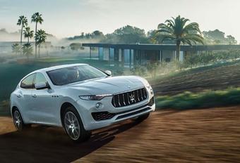 Maserati Levante : bientôt une version de 500 ch ? #1