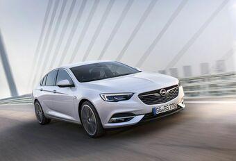 Opel Insignia Grand Sport #1