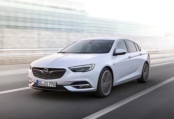 Nieuwe Opel Insignia Grand Sport geeft zich helemaal bloot #1