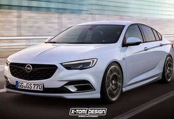 Opel Insignia Grand Sport: en de OPC? #1