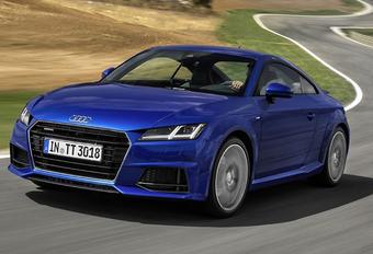 Audi TT 2.0 TDI Quattro: eindelijk! #1