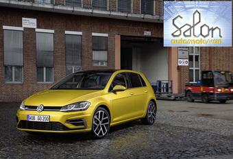 Autosalon Brussel 2017: Volkswagen (Paleis 11) #1