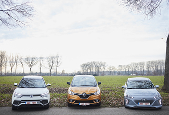 Familiale de l'année VAB : SsangYong, Renault et Hyundai #1
