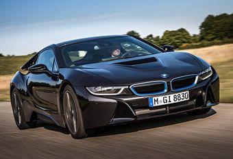 BMW i8 : vers plus d'autonomie et de puissance #1