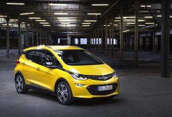 Opel op het salon van Brussel 2017 #1