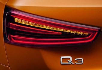 Audi Q3: tweede generatie twee keer ecologisch verantwoord #1