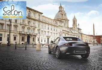 Autosalon Brussel 2017: Mazda (paleis 6)
