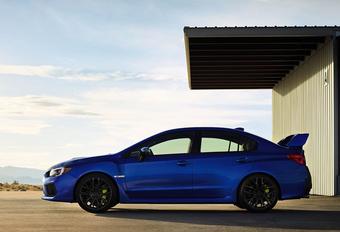 Wat is er nieuw aan de vernieuwde Subaru WRX STi? #1