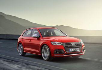 Audi SQ5 3.0 TFSI: über-Q5 #1