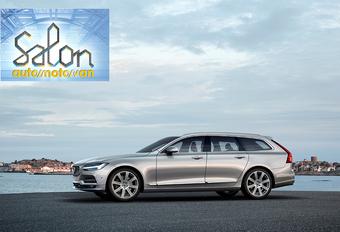 Autosalon Brussel 2017: Volvo (paleis 6) #1