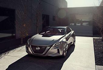 Nissan Vmotion 2.0: concept voor een grote berline #1