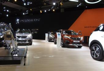 Visite virtuelle Palais 4 -  Kia, Infiniti, DS, Citroën, Peugeot, Honda #1