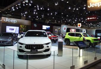 Virtueel bezoek Paleis 5 - Renault, Dacia, Mercedes, Smart, Fiat, Abarth, Maserati, Alfa-Romeo, Jeep #1
