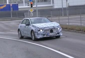 VIDÉO – Mercedes Classe A 2018 : Plus grande #1