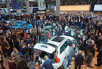Al 111.000 mensen bezochten het autosalon #1