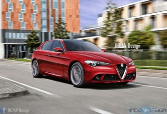Alfa Giulietta: Indav Design fantaseert over volgende generatie #1