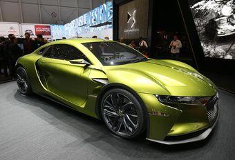 DS E-Tense : future supercar française ? #1