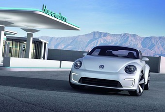 Volkswagen Beetle binnenkort zuiver elektrisch? #1