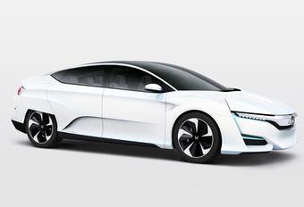 BMW, Daimler, Honda, Hyundai en Toyota sluiten waterstofpact #1