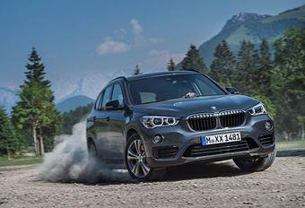 Ook de BMW X1 wordt in Nederland gebouwd #1