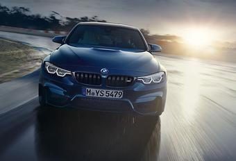 BMW M3: zelfde kijkers als de M4 #1