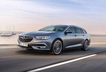 Opel Insignia Sports Tourer: tijd voor de break #1