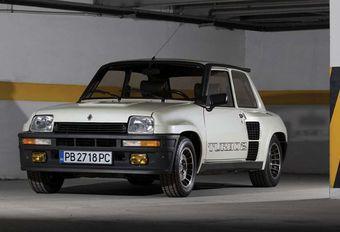 Rétromobile 2017 : Renault 5 Turbo 2 de 1983 aux enchères #1