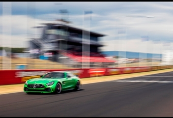 Mercedes AMG GT R : la tête à l'envers ! #1