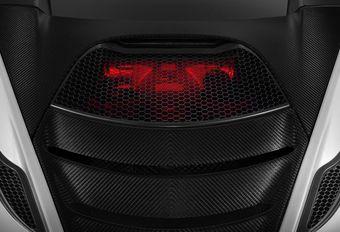 Infos sur le V8 de la nouvelle McLaren #1