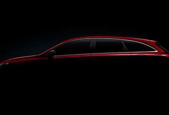Hyundai i30 wagon: eerste teaser #1