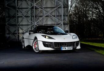 Lotus Evora Sport 410 als eerbetoon aan Esprit S1 #1