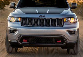 Jeep Grand Cherokee met 700 pk op komst? #1