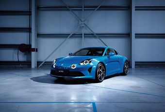 Alpine A110 : le nom et des photos #1