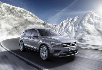 Volkswagen Tiguan Allspace: Europese versie #1