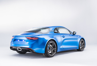 VIDEO – La nouvelle Alpine A110 : berlinette des temps modernes #1