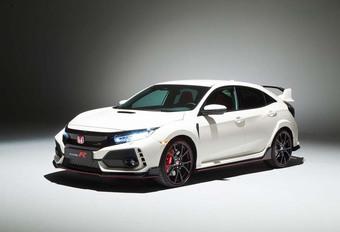 Honda Civic Type R : 10 ch de plus #1
