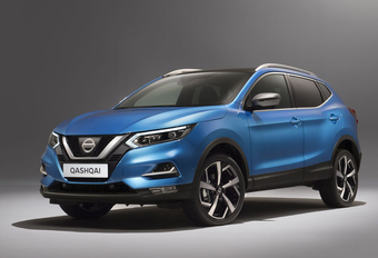 Vernieuwde Nissan Qashqai wapent zich tegen vers SUV-geweld #1