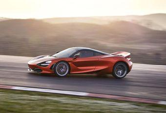 McLaren 720S : tous les détails #1