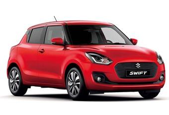 Suzuki Swift 2017 : toujours Mini #1